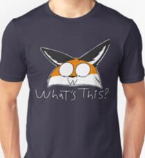 OWO What's This? Unisex T-Shirt