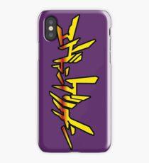 Neon Genesis Evangelion - Logo iPhone Case/Skin