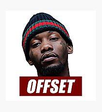 Offset Photographic Print