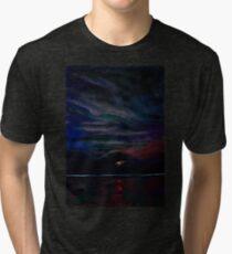 CLAUSTROPHOBIA Tri-blend T-Shirt