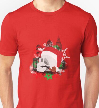 Skull Christmas Tee T-Shirt