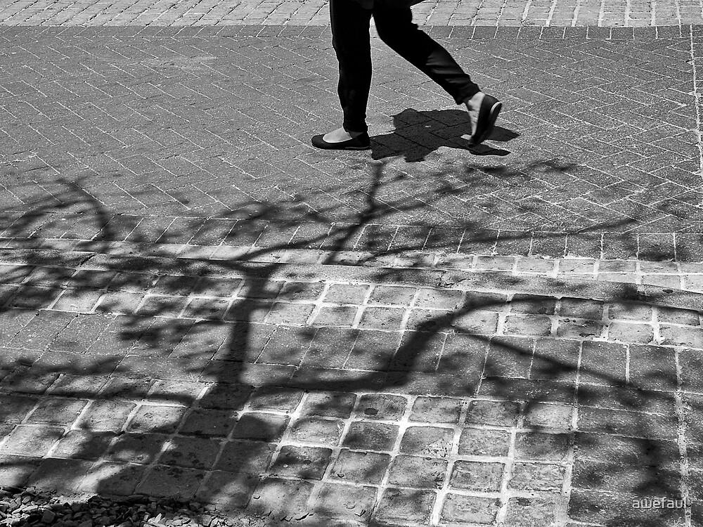 Walk by awefaul
