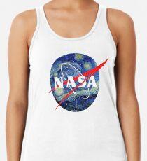 NASA Tanktop für Frauen