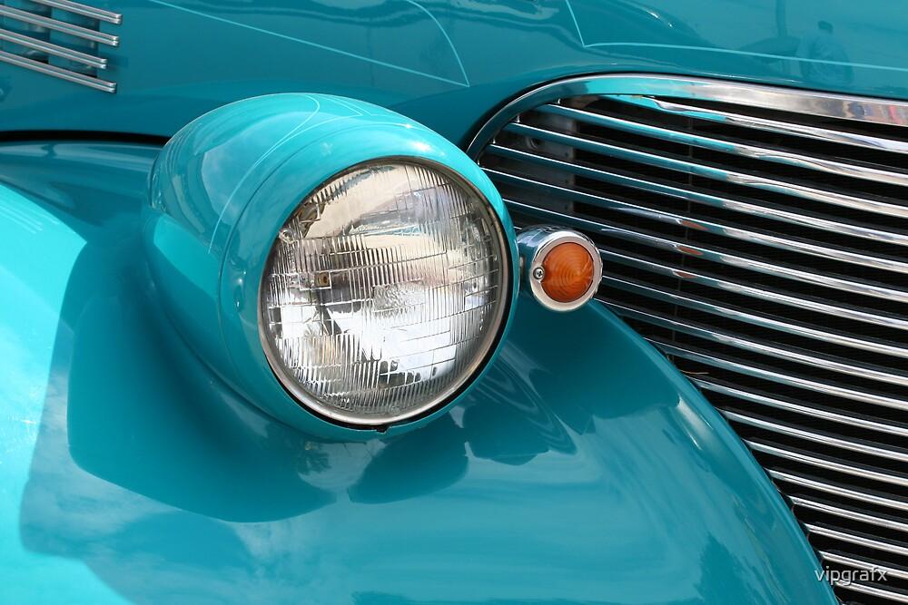Headlight and Signal Light by vipgrafx
