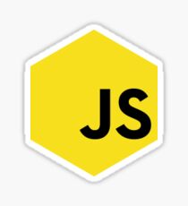 JavaScript Hex sticker Sticker