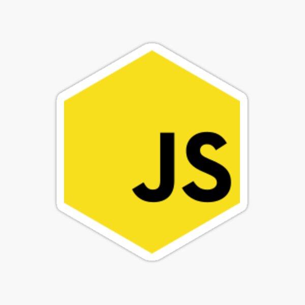 JavaScript Hex sticker Sticker