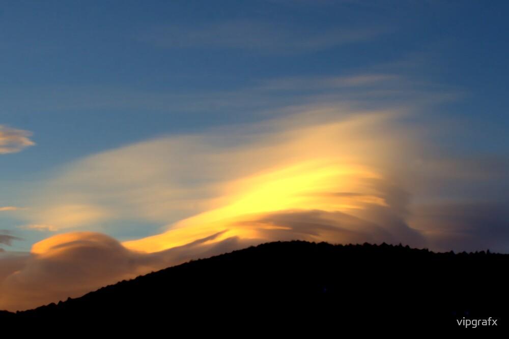 Mountain Sunrise by vipgrafx