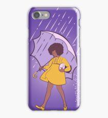 Black Salt iPhone Case/Skin