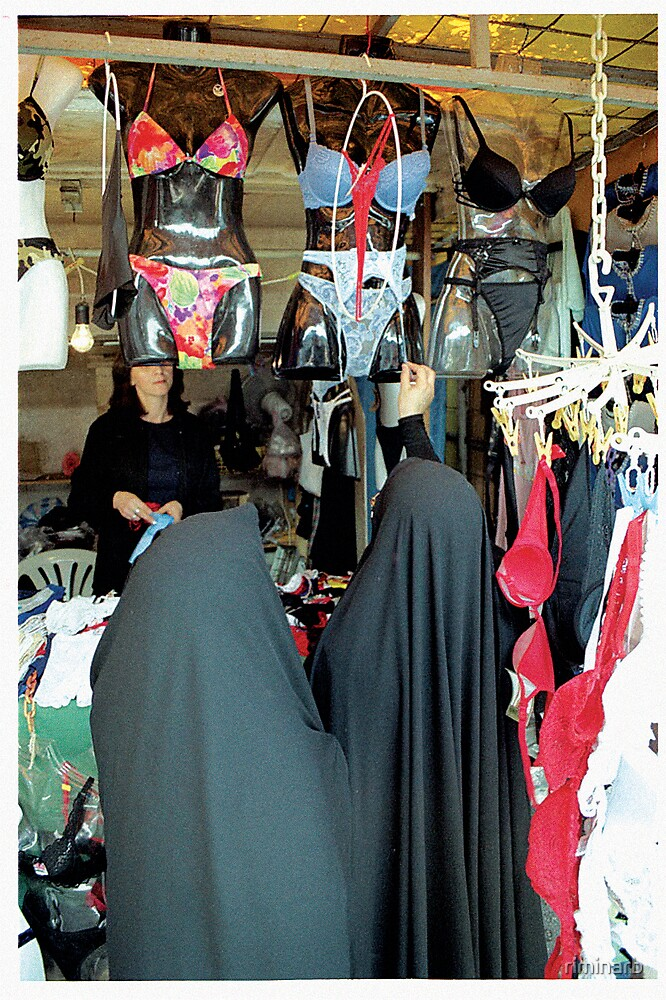 muslim womens on market by riminarb
