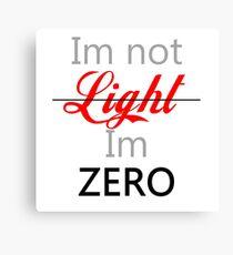 Light weight Canvas Print