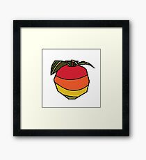 Wampa Fruit Framed Print