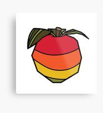 Wampa Fruit Metal Print