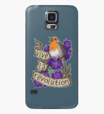 Vive la Revolution Case/Skin for Samsung Galaxy