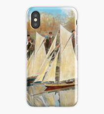 Boat - Sorry kids this ones mine 1910 iPhone Case/Skin