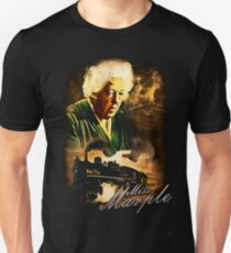 Classic Agatha Christie Miss Marple Design T-Shirt