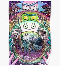 Ricks Must Be Crazy Poster