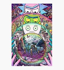Ricks Must Be Crazy Photographic Print
