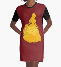 Beauty is found within Graphic T-Shirt Dress