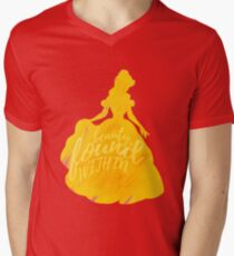 Beauty is found within V-Neck T-Shirt