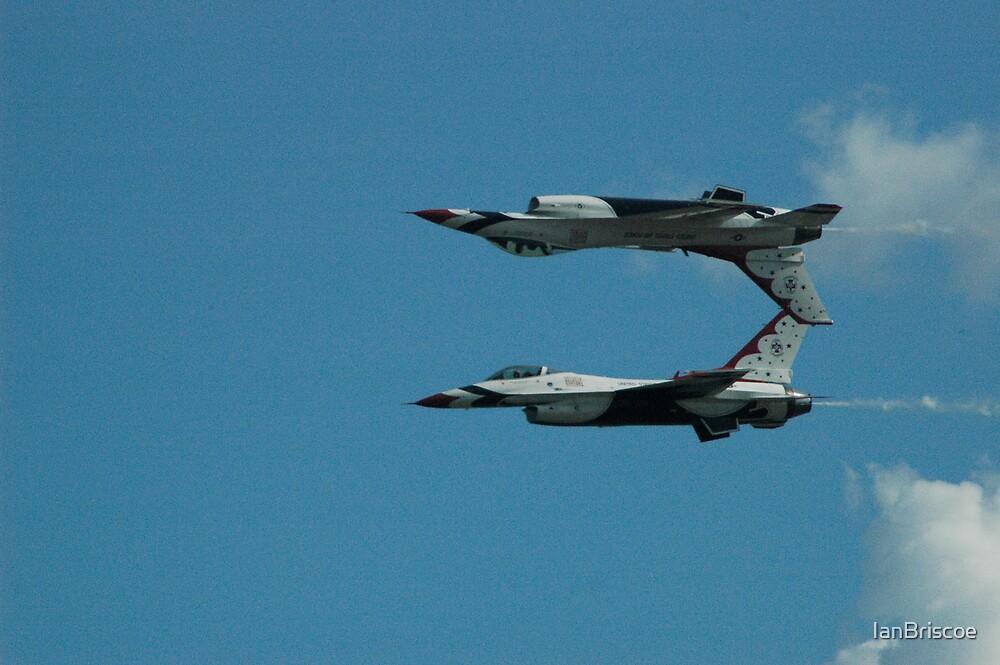 F-16 Mirror by IanBriscoe