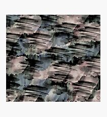 Watercolor Pattern 3 Photographic Print