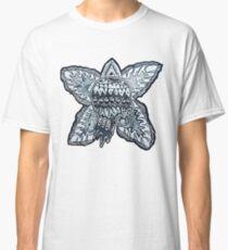 Stranger Things Eleven and Demogorgon Classic T-Shirt