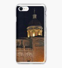 Dubrovnik (Croatia) by night iPhone Case/Skin
