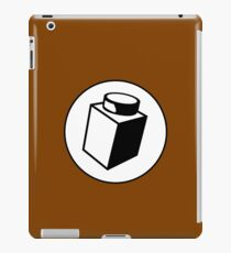 1 x 1 Brick iPad Case/Skin