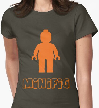 Minifig [Orange], Customize My Minifig T-Shirt