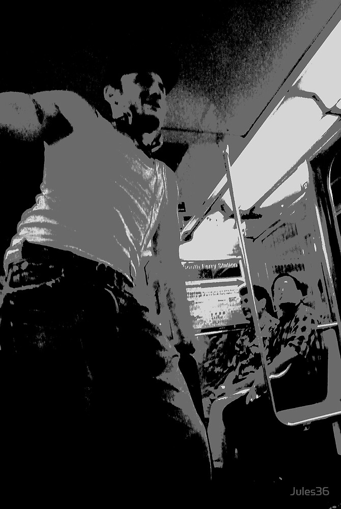 NYC Subway by Jules36