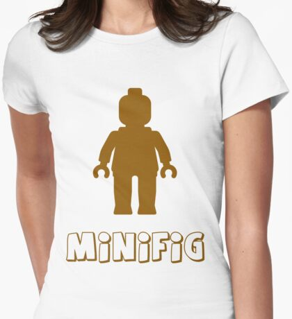 Minifig [Brown], Customize My Minifig T-Shirt