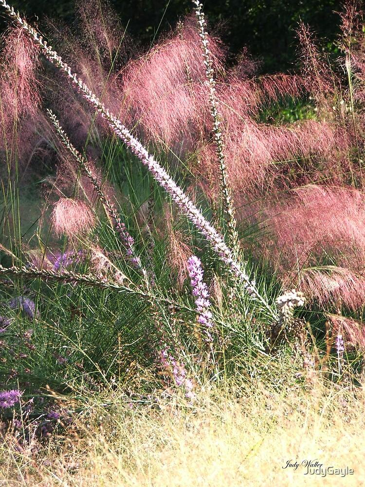 Simply Pink & Purple by Judy Gayle Waller