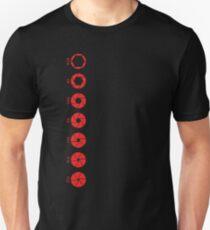 Aperture Scale Unisex T-Shirt