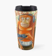Monkey play Travel Mug