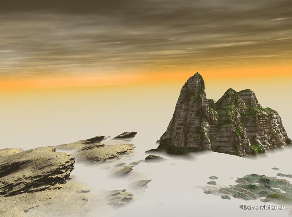Where Eagles Soar by Dave Moilanen