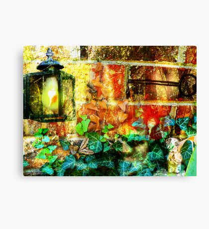 The Prayers of the Mystics Canvas Print