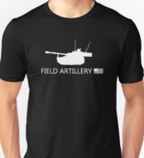 U.S. Military: Field Artillery T-Shirt
