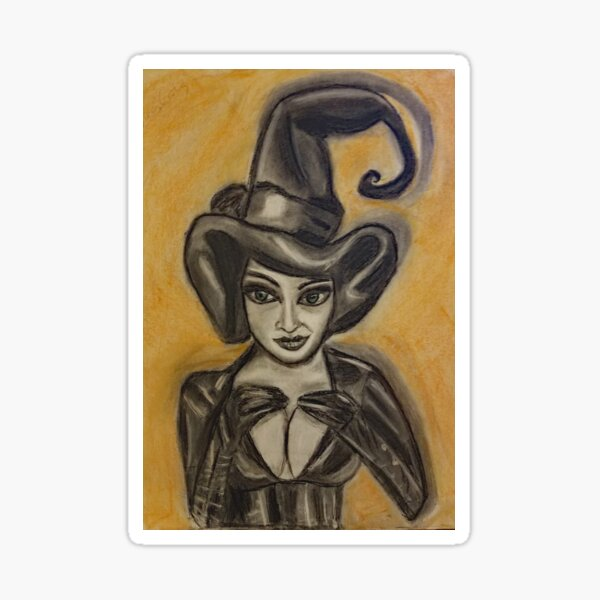 Witchy Catz Sticker