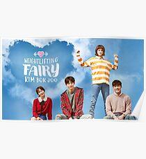 Kim bok joo poster Poster