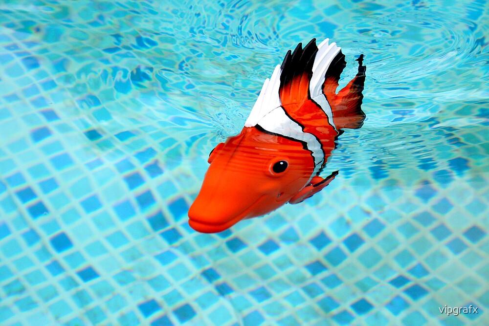 Fake Fish by vipgrafx