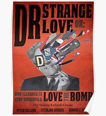 Dr. Seltsam (alternatives Filmplakat) Poster