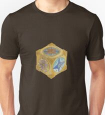 Dwemer Cube Unisex T-Shirt