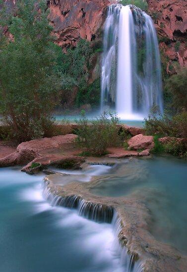 Havasu Falls by Christophe Testi