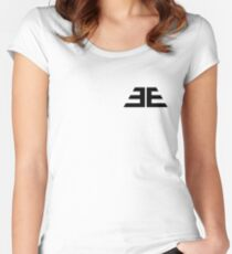 Imagine Dragons Album 3 Women's Fitted Scoop T-Shirt