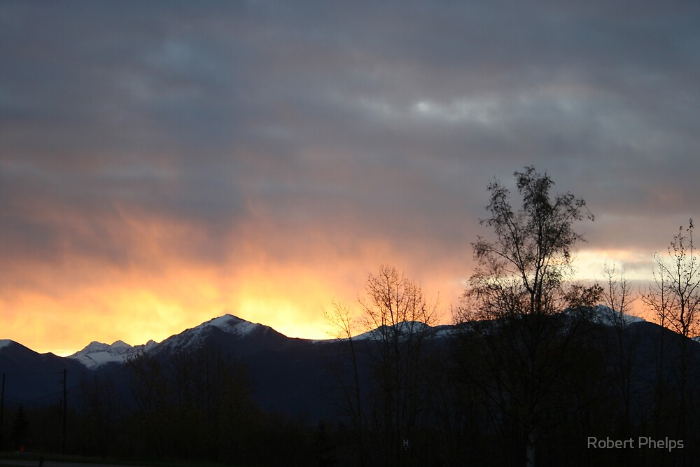 Sunrise - October 11, 2007 by Robert Phelps