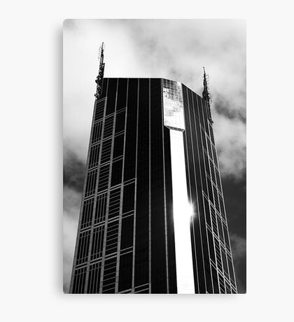Melbourne Central Tower Canvas Print