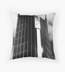 Melbourne Central Tower Throw Pillow