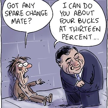 Aussie Homeless Loan by kudelka