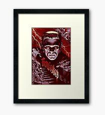 Frankenstein- Classic Framed Print