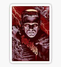 Frankenstein- Classic Sticker